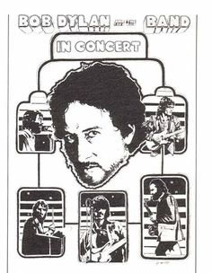 1974 Saw Bob Dylan and the Band (Levon Helm died today 4/19/12) at the Hollywood Sportatorium (between Miami and Ft. Lauderdale)