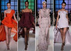 Giambattista Valli Couture Spring/ Summer 2017 Collection