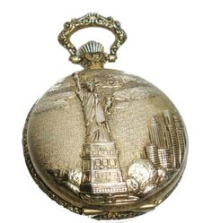 Collezio Pocket Watch Battery - Image Of Blouse and Pocket