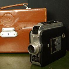 Cine Kodak Magazine 8 Camera now featured on Fab.