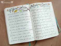 Octobre dans mon Bullet Journal ⋆ ZunZún - Féminin. Eclectique. Ecosensible.