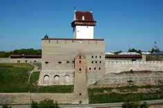 Narva Hermanns castle, Estonia