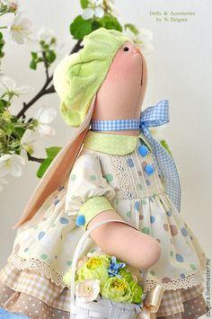 Купить Зайка Феличе - зайцы, зайка, игрушка зайка, игрушка зайчик, зайка девочка