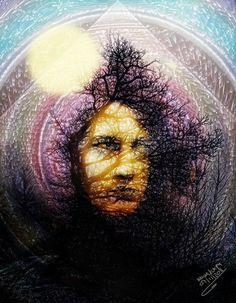'Eiszeit' von mimulux bei artflakes.com als Poster oder Kunstdruck $16.63