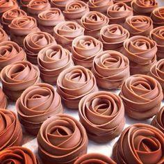 Rosas de Chocolate - Pati Piva