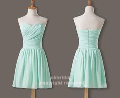 The+mint+bridesmaid+dresses+are+fully+lined,+8+bones+in+the+bodice,+chest+pad+in+the+bust,+lace+up+back+or+zipper+back+are+all+available,+total+126+colors+are+available. Most+brides+order+all+bridesmaid+dresses+at+a+time,+we+recommend+this+way,+firstly,+we+could+use+the+same+roll+material+to+mak...