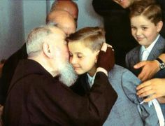 The Lord is a Father, the most tender and best of fathers. He cannot fail to be moved when His children appeal to Him. St.PadrePIo