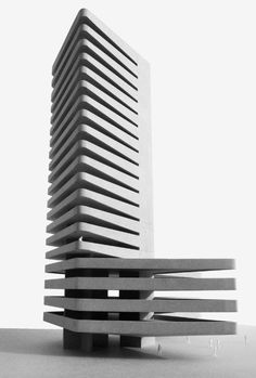 Christ & Gantenbein . Pratteln Apartment and Office Tower . Basel (3)