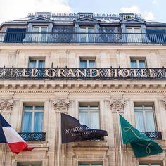 The Grand! #paris #france #hotel #travelandleisure #passionpassport Travel And Leisure, Paris France, Mansions, House Styles, Instagram Posts, Photography, Mansion Houses, Fotografie, Villas
