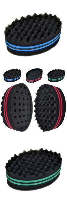1pc Curler Makers Soft Foam Sponge Bendy Twist Curls DIY Styling Hair Rollers hair accessories hair twist sponge colro random