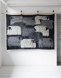 aprilandmayMINI: Wool blankets