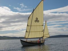 "Below is a video we made of one of the Caledonia Yawls ""Skye"" on her launch day. Description from denmanmarine.com.au. I searched for this on bing.com/images"