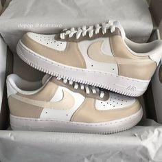 Cute Nike Shoes, Cute Nikes, Nike Air Shoes, Air Force One Shoes, Nike Air Force 1, Color Block Shoes, Swag Shoes, Aesthetic Shoes, Fresh Shoes