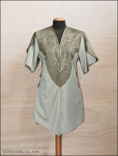 Legolas Tunic  Jerkin. LOTR costume replica. by TheIronRing, €150.00