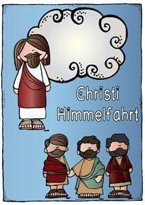Himmelfahrt Bibel