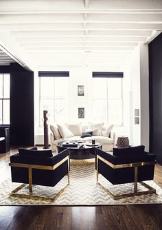 Apartment in Manhattan by Nate Berkus and partner Jeremiah Brent, photographed by Britt Ambridge for Domino