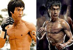 Mestre Bruce Lee