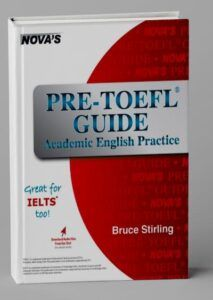 Download Pre-TOEFL Guide: Academic English Practice – Great for IELTS too! Pre-TOEFL Guide: Academic English Practice – Great for IELTS too. The book will give you the foundation in academic English you need for TOEFL and IELTS success. Preparing for TOEFL: Do you plan to take TOEFL or IELTS but are not ready for the […] The post Pre-TOEFL Guide: Academic English Practice appeared first on Superingenious. Ielts, The Book, Foundation, Success, English, How To Plan, Books, Libros, Book