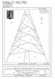 View album on Yandex. Free Paper Piecing Patterns, Pattern Paper, Paper Quilt, Tree Quilt, Foundation Paper Piecing, Hot Pads, Quilt Blocks, Applique, Patches