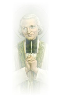 Read a slew of Saint John Marie Vianney quotes taken from St John Vainney sermons. Here you find quotes of John Vianney on prayer, St John Vianney purgatory quotes, as well as many other quotes on several topics...