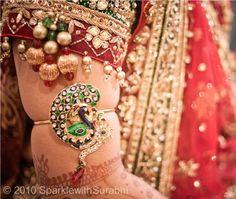 Indian bridal armlet, bajubandh, baju bandh, bajuband, baju band, vanki