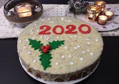 Vasilopita Cake, Christmas Tree Cake, New Year's Cake, Tree Cakes, New Years Eve, Desserts, Food, Greek, Greek Recipes