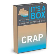 Knock Knock Crap Box - On Sale!