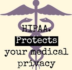 http://www.hhs.gov/hipaa/for-professionals/privacy/laws-regulations/index.html   Your privacy is important to us. HIPPA is the law that protects your health information, and prevents unauthorized people from accessing it. It also means that those not participating in your care shouldn't have access to your records. Check out the link below for more information.