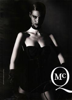 MyFDB - Alexander McQueen Ad Campaign Spring/Summer 2013
