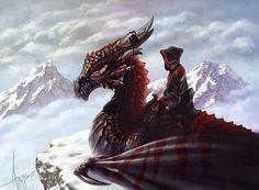 Maeglin - Dragon Rider