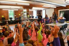 Fayetteville Free Library's Geek Girl Camp: Creating a Community of Future STEM Leaders