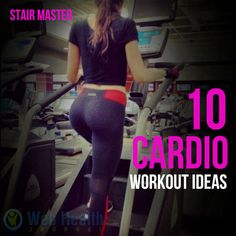 10 Best #Cardio Workout Ideas.
