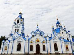 Cathédrale Znamensky à Tioumen #instantVDS16
