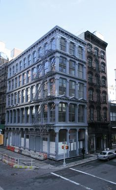 101 spring street_donald judd's historic home and studio in new york