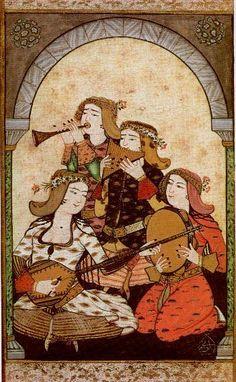 Female Musicians, Levni