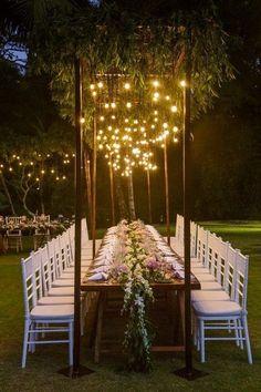 Décoration de mariage:nos plus belles inspirations pour une cérémonie en extérieur - Grazia