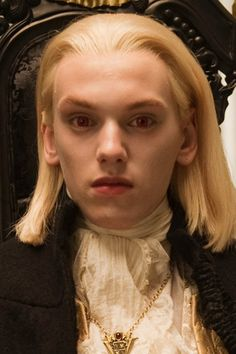 Caius From Volturi played by Jamie Campbell Bower