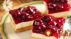 This no bake Cherry Cream Cheese Pie from Eagle Brand® is a fluffy, creamy, easy as pie dessert for your next gathering! 13 Desserts, Great Desserts, Delicious Desserts, Yummy Food, Dessert Healthy, Cheesecake Recipes, Pie Recipes, Dessert Recipes, Cheesecake Pie