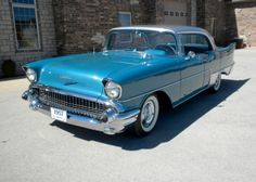 Cadillac taste, Chevrolet budget? 1957 El Morocco sells for $140,000 | Hemmings Daily