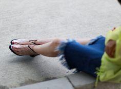 Fleamadonna clear furry boots - Olive Shoppe