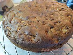 Ζουζουνομαγειρέματα: Σοκολατένια μηλόπιτα με καρύδια και μέλι!!! Sweet Recipes, Banana Bread, Food Processor Recipes, Recipies, Deserts, Muffin, Sweets, Cookies, Baking