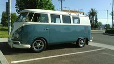 Volkswagen Bus Vanagon Blue | eBay ☮ re-pinned by http://facebook.com/southfloridah2o