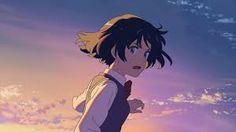 Makoto Shinkai's your name. (Kimi no Na wa.) is set to break the 10 billion yen box office mark, according to AnimeNewsNetwork—which would make it the only non-Ghibli, non-Miyazaki anime film. Watch Your Name, Your Name Movie, Your Name Anime, Kimi No Na Wa, Dvd Anime, Chica Anime Manga, Anime Art, Wallpaper Gamer, Hd Wallpaper