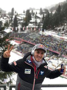 Andreas Wellinger, Ski Jumping, Jumpers, Austria, Skiing, Rain Jacket, Windbreaker, Ski, Jumper