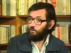 Julio Cortázar entrevistado en México en la Librería El Juglar, 1983