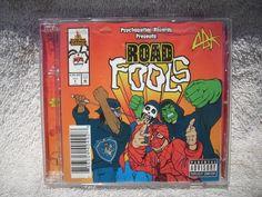 ABK Road Fools CD 2005 Psychopathic Records Twiztid ICP Insan...