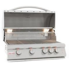 Natural Gas Or Propane Elegant And Sturdy Package Summerset Trl Deluxe Series Built-in Gas Grill 44-inch