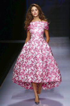 Giada Curti Ready To Wear Spring Summer 2016 Dubai