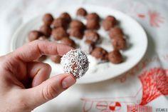 Recept på lchf ketobollar med chokladsmak