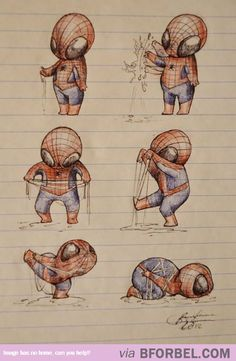 Spiderman Problems…